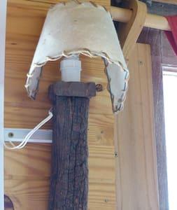 Cabaña 5 Brujas - monoambiente  - Cabin