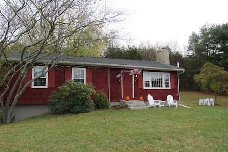 Charming house rural Pine Plains - Pine Plains - Casa