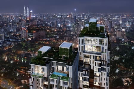 Icon Residence Mont Kiara - Condominium