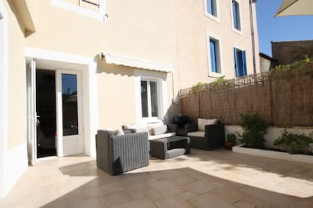 Beautiful house in Pouzols Minervois - Appartamento