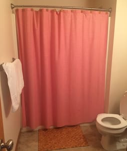 Private bedroom w/ parking included - Apartamento