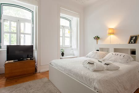 Charming room with pateo
