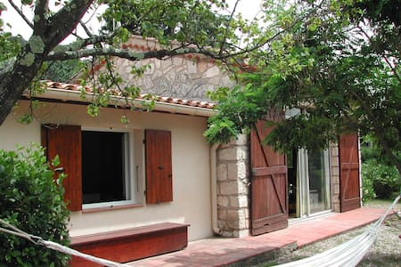 Site exceptionnel - Saint-Martin-d'Ardèche - Rumah