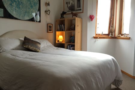 Double room in village of Ullapool - Ullapool