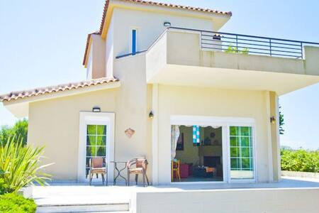 Private relaxing villa in Halkidiki - Fourka - Villa