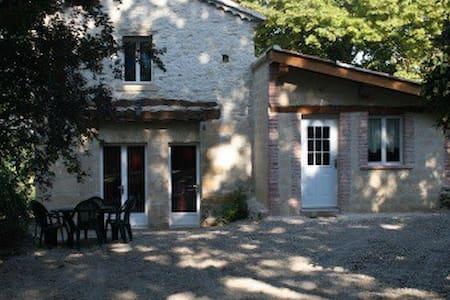 Gite 6 personnes avec Piscine - Haus