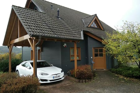 Beautiful Eco-house, near Zell. - Tellig - Casa