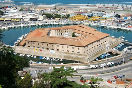 In the heart of Ancona, very close to the sea! - Leilighet