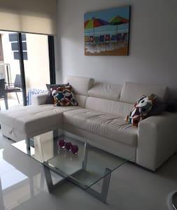 Luxe appartement aan zee /prive-solarium & pool - Apartmen