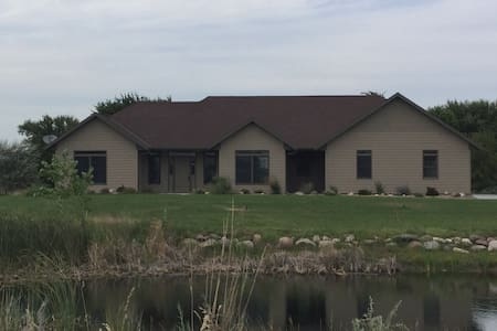 Beautiful Kearney Home - Casa