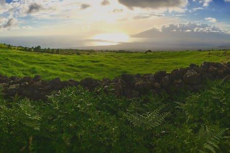 Gorgeous Home on Maui Estate - Kula - Haus
