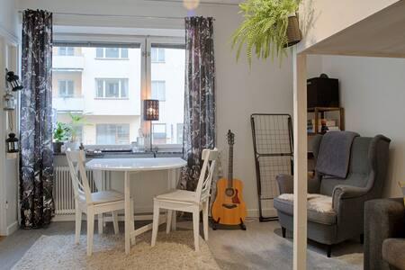 Cozy apartment in central Stockholm - Estocolmo