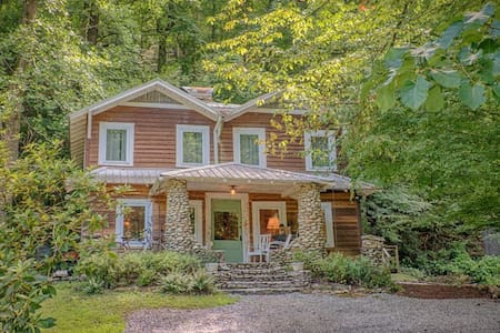 ARE Vintage Cabin - Chimney Rock - Cabin