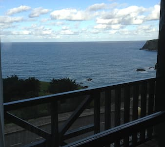 Amazing sight of the see - Western coast of Cantabria - Apartamento
