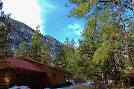 Canyon Cabin - Relaxation in the Rockies - Nathrop - Chalet