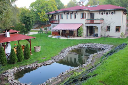 Luxury villa in national park - Pilisszentlászló - Talo