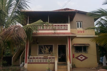 Atharva Home Stay - Malvan - Bed & Breakfast
