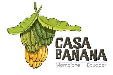 Casa Banana - Ground Floor Apartment. - Lakás
