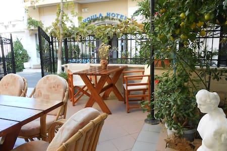 Voula Hotel & Apartments - Limenas Chersonissou - Wohnung
