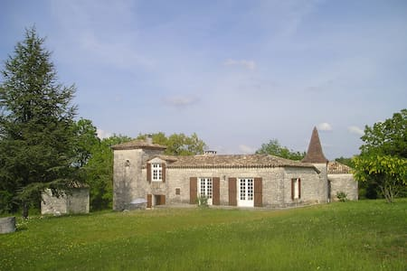 Holiday house, Le Castelas - Huis