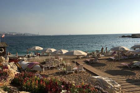 40 Sqm in Private Luxurious Beach Resort - Tabarja