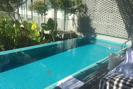 vitoria pool villa - Mueang Chiang Rai - Rumah