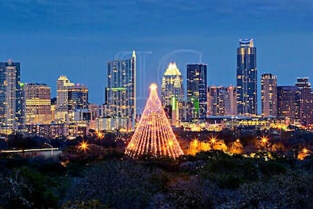 Did you say Austin?  Well here's your place!! - Austin - Apartment