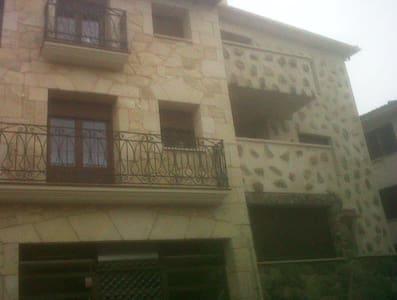 Preciosa casa con encanto segoviano - Huis