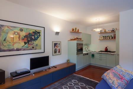 Mini appartamento in villa moderna - Borgo San Dalmazzo - Apartemen
