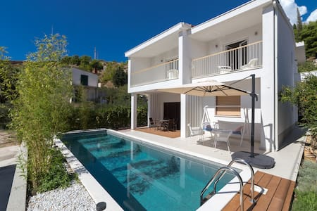Villa Bamboo with private pool - Duće - Villa