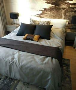 国贸CBD五星级套房大BOSS直租限时体验价 - Beijing - Appartement