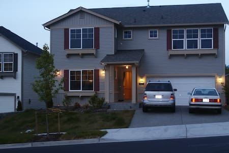 Nice Snoqualmie Ridge Home: Suite E - Snoqualmie - Huis