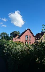Sur la route des vins, Guebwiller - House