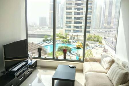 Luxury full apartment in the heart of Dubai Marina - Apartment