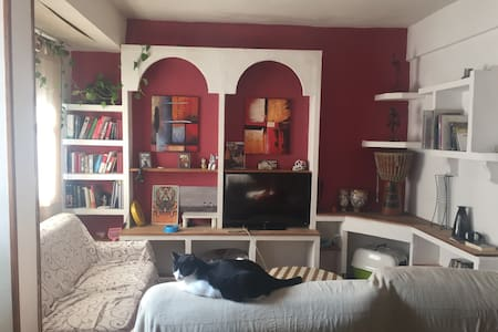 Centrally situated cozy double room - Apartamento