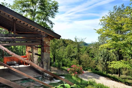 Wonderful House on the hillside - Appartement