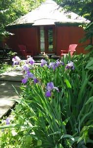 Song Bird Sangha - New Haven - Yurt