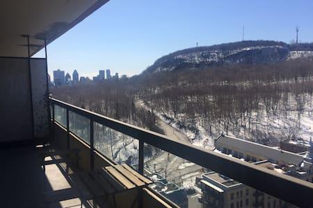 VUE sur le mont-royal - Montréal - Lejlighed