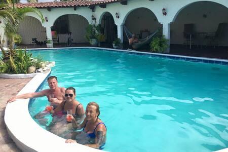 Beautiful Caribbean villa. - Villa