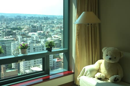 Taichung Great View Double room - 台中