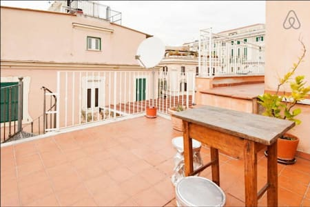Your 1 bed 1bath hideaway in Rome ! - Apartment