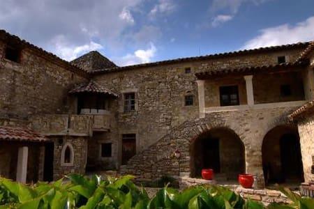 Mas Fabregue ( Mas Médiéval) - Villa