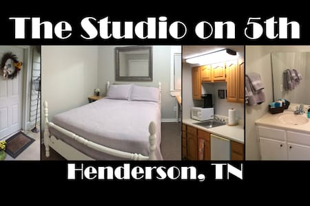 Studio on 5th - Henderson - Wohnung