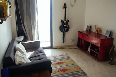 Lovely Little Seaview Flat - Apartament