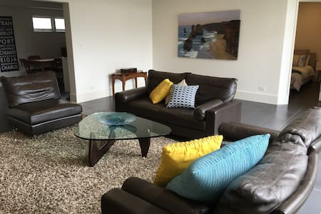 Central Luxurious 1 Bed Apartment - Warrnambool - Apartment