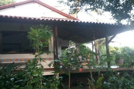 casa ilha de boipeba praia de boca da barra - Ilha de Boipeba - Casa