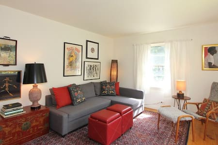 Beautiful Central Oak Park 2-bedroom Coach House - Oak Park - Chambres d'hôtes