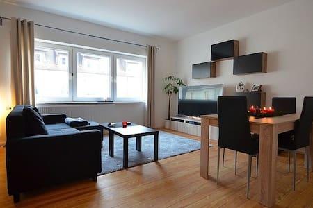 Moderne Wohnung in Stadmitte, 56m² - Neu-Ulm
