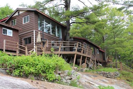 Twin Pines- Island Retreat - Cabin