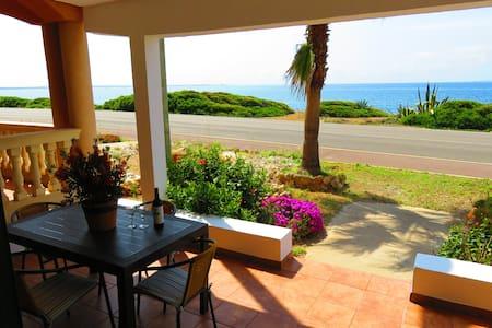 Amaizing apartament in front of the sea Mallorca - Apartemen
